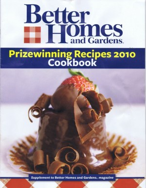 Prizewinning Recipes 2010 Cookbook