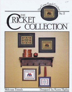 The Cricket Collection No. 2: Welcome Friends