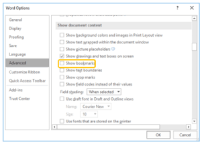 Using VBA to insert header and footer images in Word