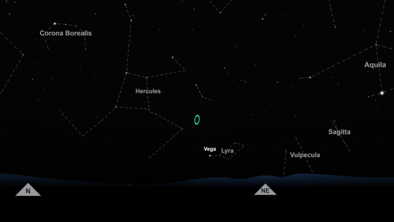 Still heaps to see in April Night Skies