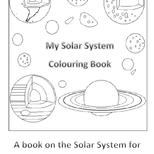 Solar System Colouring Book (Digital Download)