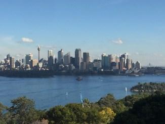 Donna Travels to Sydney