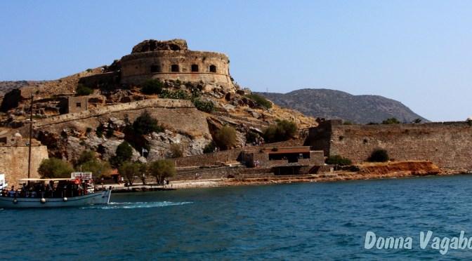 I luoghi della storia: la fortezza di Spinalonga a Kalidon