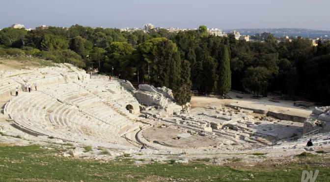I luoghi della storia: il Parco archeologico della Neapolis a Siracusa