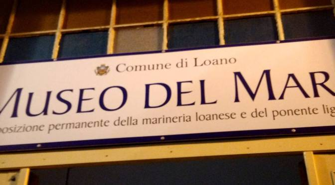 Il museo di luglio: il museo del mare e della marineria di Loano