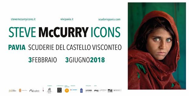 Le mostre più belle: Icons – Steve McCurry a Pavia