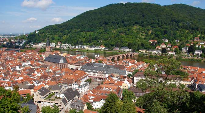 Un mese ad Heidelberg: Heidelberg e le sue meraviglie