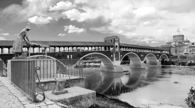 Scoprendo Pavia: il Ponte Coperto