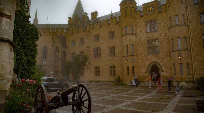 I luoghi della storia: il Castello di Hohenzollern