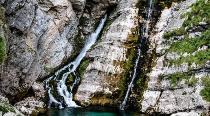 Alla scoperta della natura della Slovenia: le cascate Savica