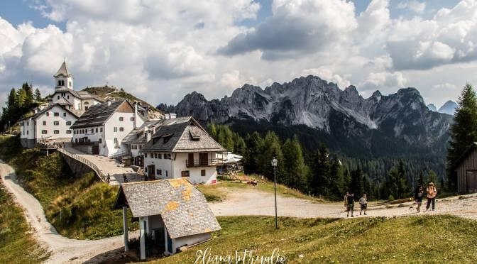 I luoghi della storia: il Monte Santo di Lussari