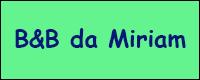 B&B_Miriam_Logo