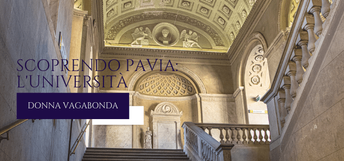 Scoprendo Pavia: l'Università