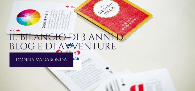 Donna Vagabonda: il bilancio di 3 anni di blog e avventure