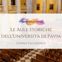 Le Aule Storiche dell'Università di Pavia