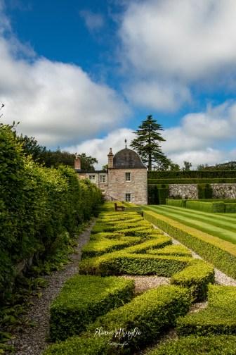 Il giardino di Pitmedden