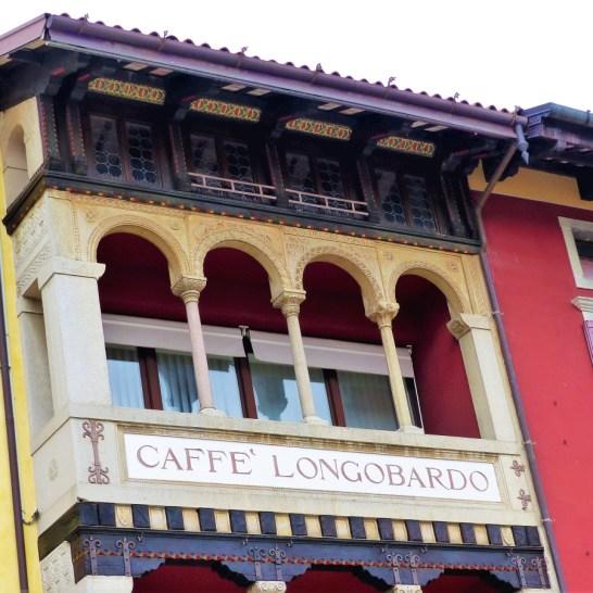 Dettagli di edificio a Cividale