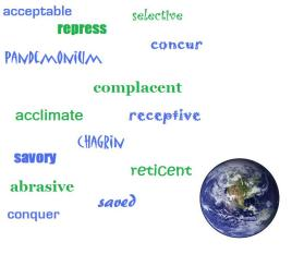 Vocabulary Game 1