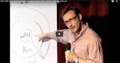 Simon Sinek Video - Think 'Why' First. What is the purpose?
