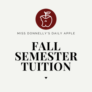 fall semester tuition