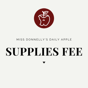 supplies fee