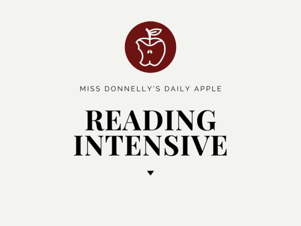 Reading Intensive