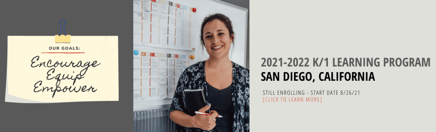 K1 Learning Program In San Diego California