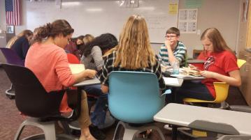 Collaborative discussions