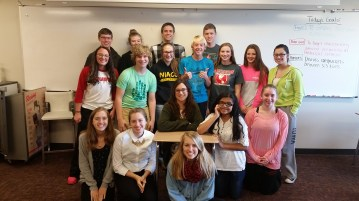 Honors 10, period 6!