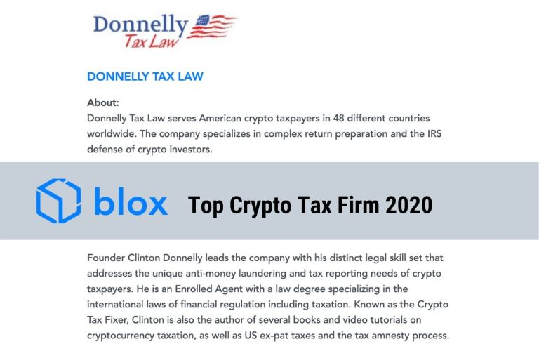 crypto tax firm