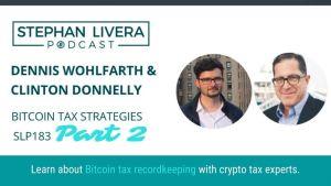 Bitcoin tax recordkeeping