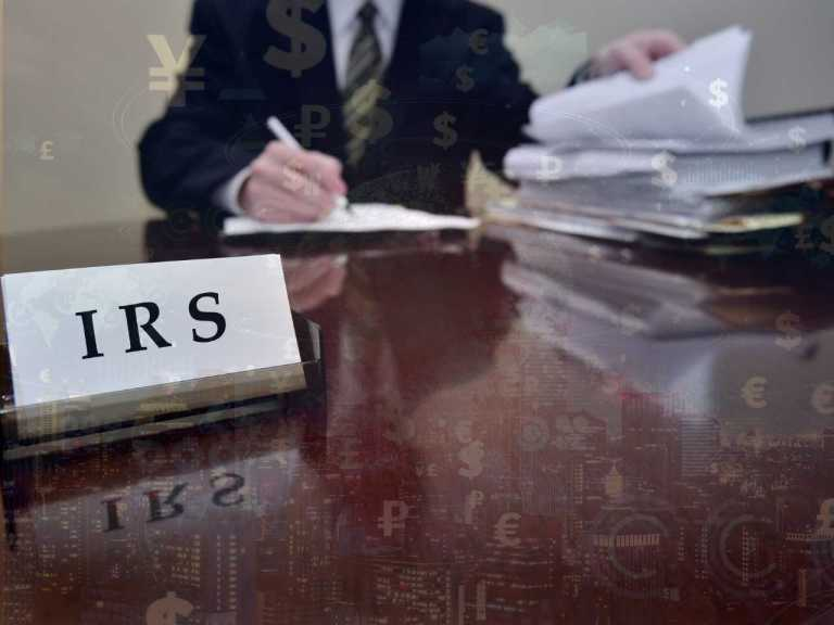 IRS Crackdown