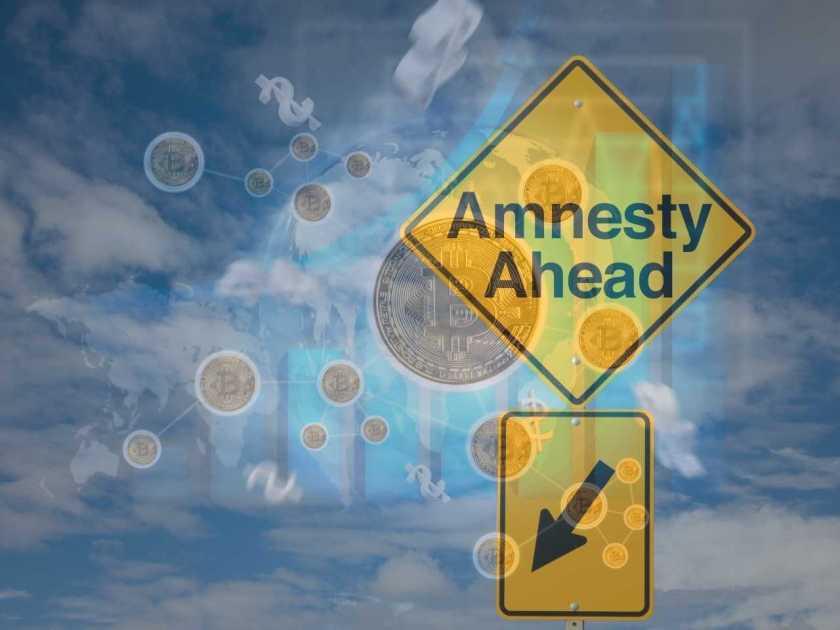 Crypto Tax Amnesty