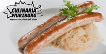 The Würzburger Bratwurst.