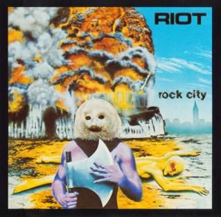 Riot Rock City