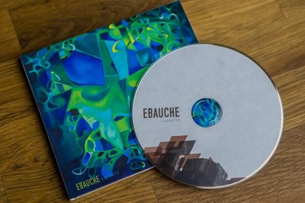 Ebauche – Adrift album cover