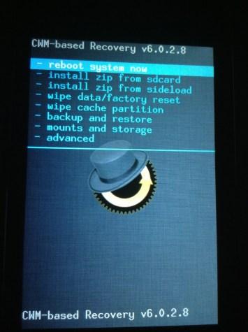 cara pasang CWM recovery Asus Zenfone C, cara root Asus Zenfone C