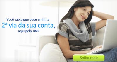 Telefonica - Conta Segunda Via