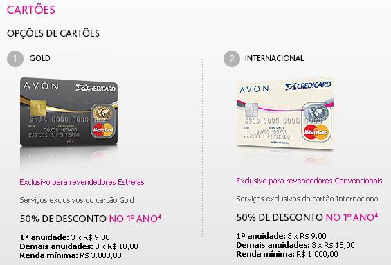 avon cartão credito Saiba Como Fazer o Cartão de Crédito da Avon
