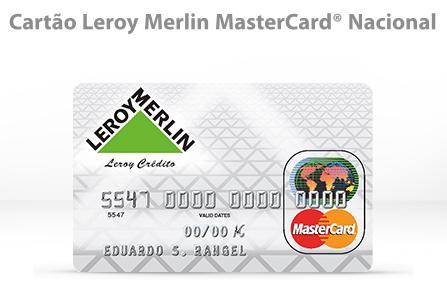 cartao leroy merlin mastercard 1 Fazer Cartão Leroy Merlin