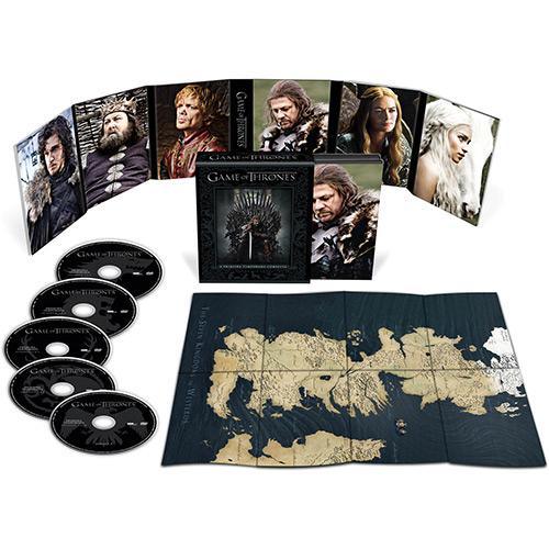Comprar DVD da Série Game Of Thrones Comprar DVD da Série Game Of Thrones