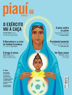 Conheça a Revista Piauí Conheça a Revista Piauí