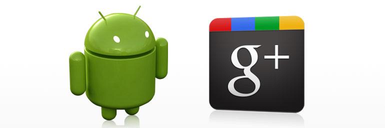 Google Plus Para Android Google Plus Para Android