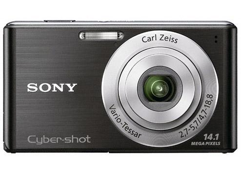 Sony Câmera Digital Linha 2012 Sony Câmera Digital - Linha 2012
