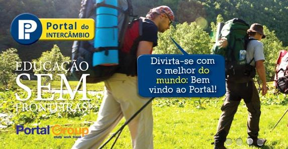 Conheça o Site Portal do Intercâmbio Conheça o Site Portal do Intercâmbio
