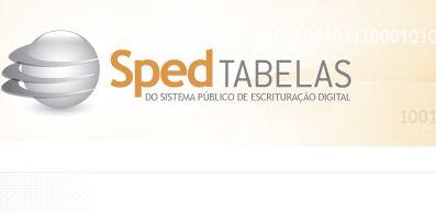 SPED Fiscal Tabela de Códigos SPED Fiscal – Tabela de Códigos