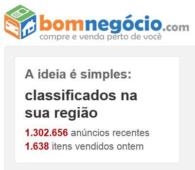 Conheça o Site Bom Negócio Rio de Janeiro Conheça o Site Bom Negócio - Rio de Janeiro