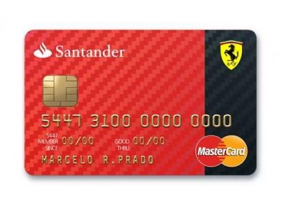 Fatura de Cartão Santander