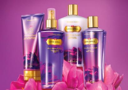 Victorias Secrets - Perfumes, Cremes e Hidratantes