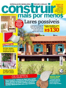 Revista Construir Mais Por Menos Site e Assinatura Revista Construir Mais Por Menos - Site e Assinatura